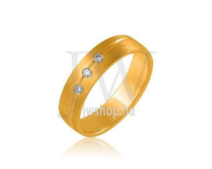 Arany karikagyűrű P1183K