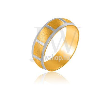 Arany karikagyűrű P210
