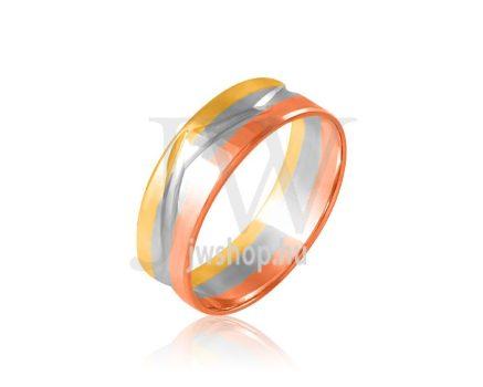 Arany karikagyűrű P292