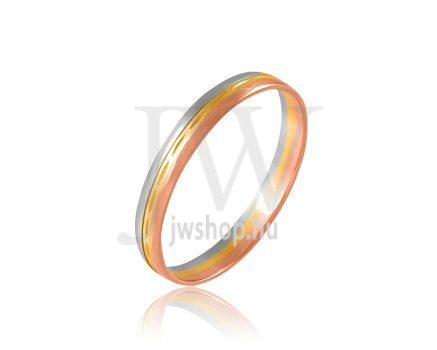 Arany karikagyűrű P314