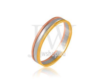 Arany karikagyűrű P339