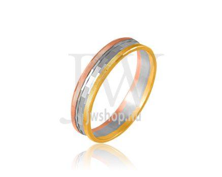 Arany karikagyűrű P362