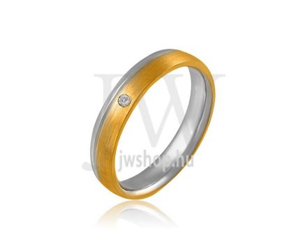 Arany karikagyűrű P4053K