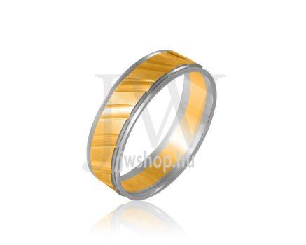 Arany karikagyűrű P478