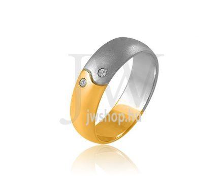 Arany karikagyűrű P574K