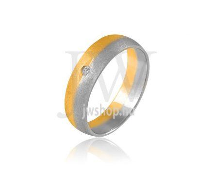 Arany karikagyűrű P595K
