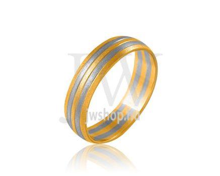 Arany karikagyűrű P604