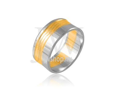 Arany karikagyűrű P626