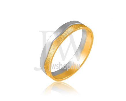 Arany karikagyűrű P668
