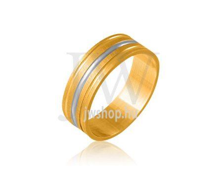 Arany karikagyűrű P706