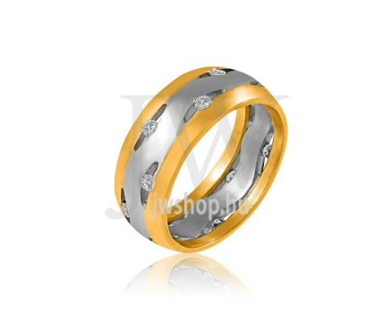 Arany karikagyűrű P783K