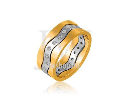 Arany karikagyűrű P784K