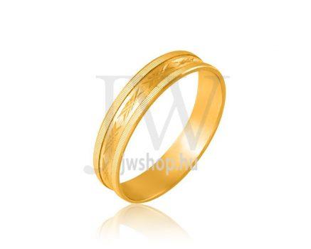 Arany karikagyűrű P79