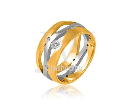 Arany karikagyűrű P793K