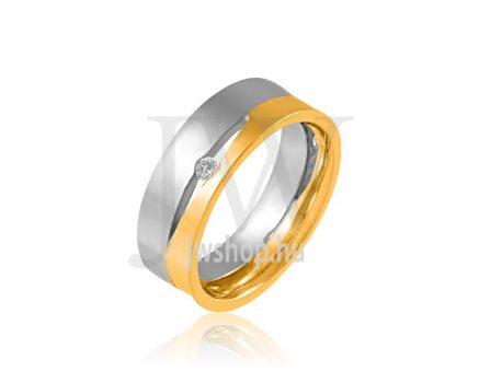 Arany karikagyűrű P796K