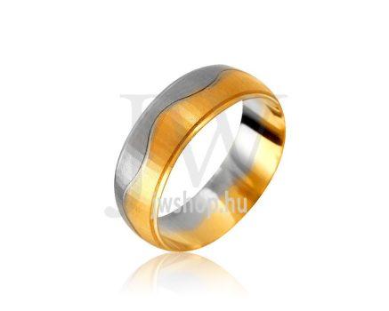 Arany karikagyűrű P823
