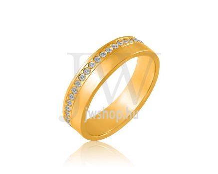 Arany karikagyűrű P836K