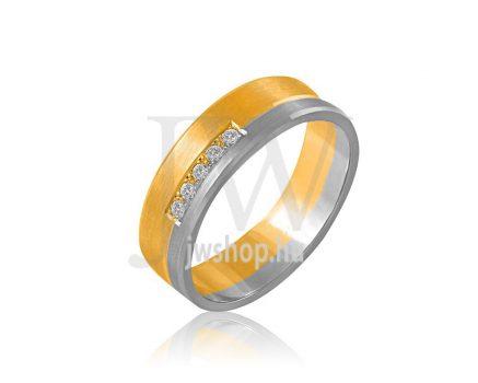 Arany karikagyűrű P837K