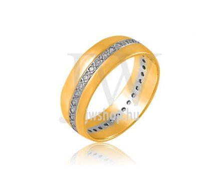 Arany karikagyűrű P857K