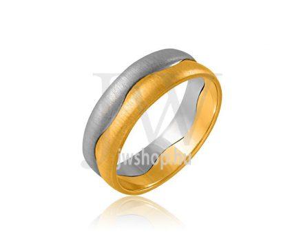 Arany karikagyűrű P860