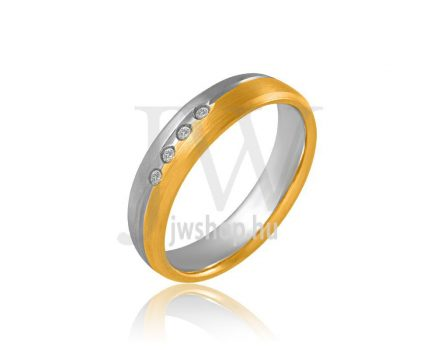 Arany karikagyűrű P863K