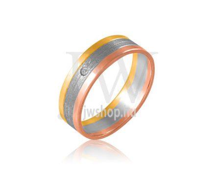 Arany karikagyűrű P869K