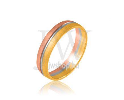 Arany karikagyűrű P881