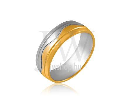 Arany karikagyűrű P937