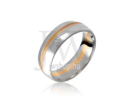 Arany karikagyűrű P985K