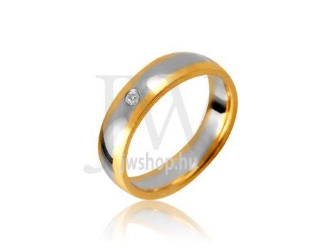 Arany karikagyűrű P991K
