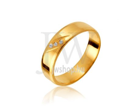 Arany karikagyűrű P993K