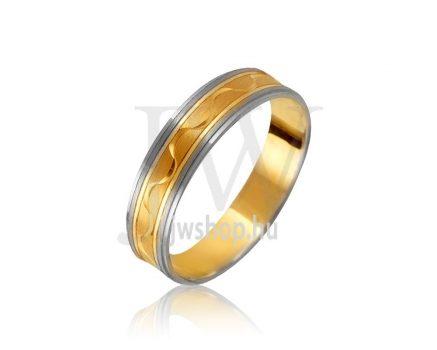 Arany karikagyűrű P998