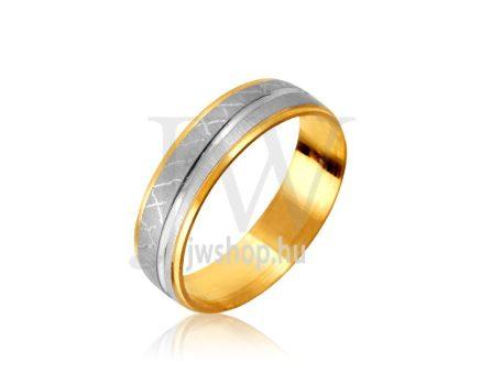 Arany karikagyűrű T14