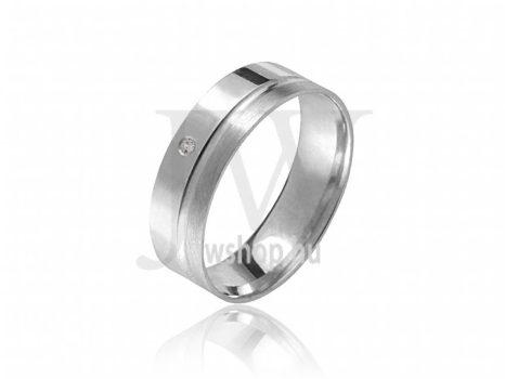 Ezüst Karikagyűrű P5