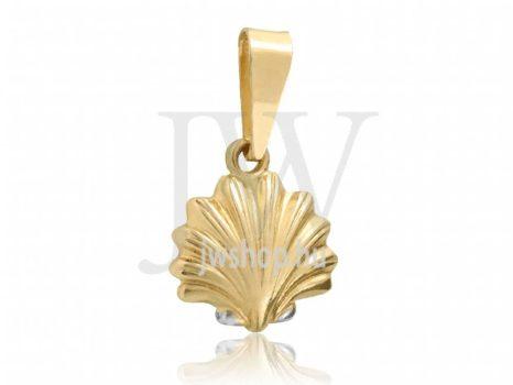 Kagyló, arany medál - 79