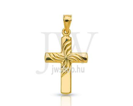 Arany keresztmedál - 152