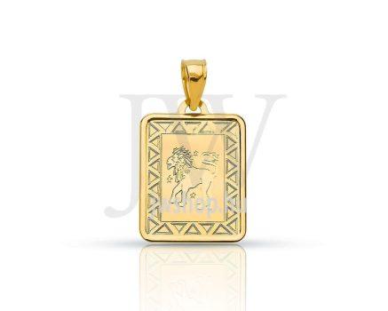 Arany horoszkóp medál - 162