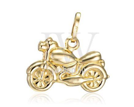 Sárga arany, motor medál - 235