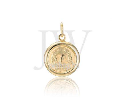 Sárga arany, Mária medál - 332