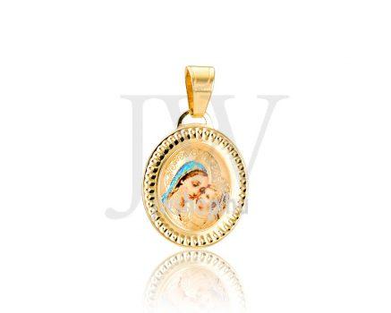 Sárga arany, Mária medál - 346