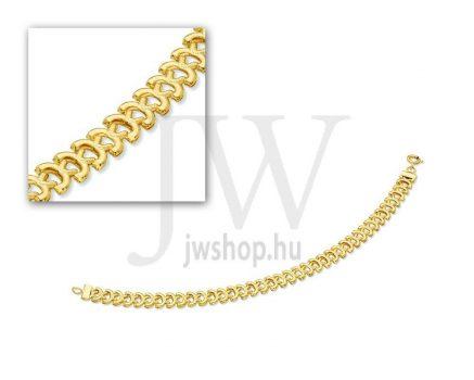Arany karkötő - 55 L 098