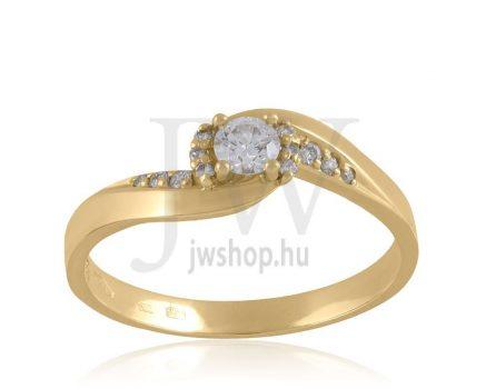 Brilles gyűrű - B417