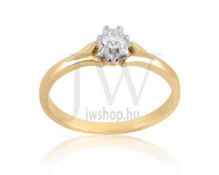 Brilles gyűrű - B435
