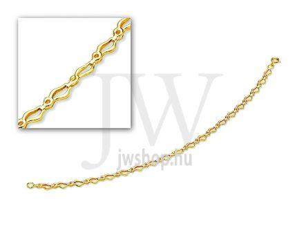 Arany nyaklánc - LJ65