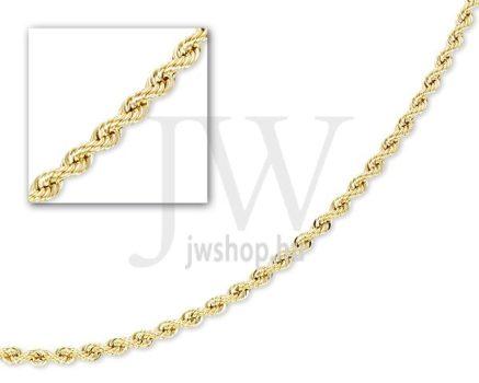 Arany nyaklánc - LP50