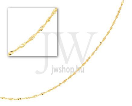 Arany nyaklánc - LP62