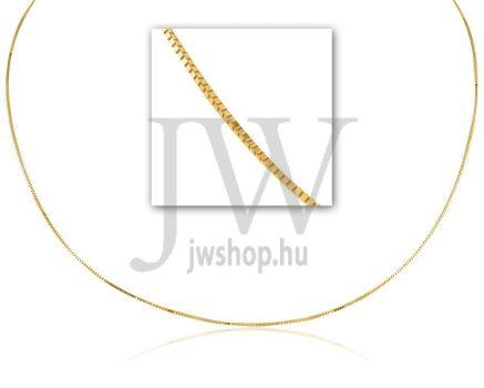 Arany nyaklánc - LP70
