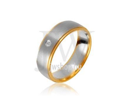 Arany karikagyűrű P1059K