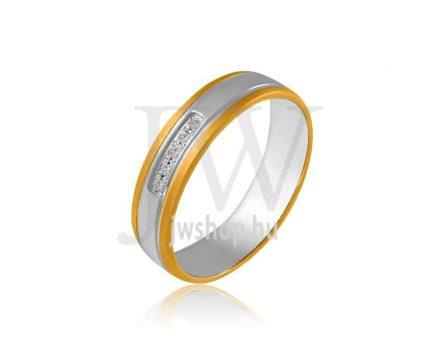 Arany karikagyűrű P1113K