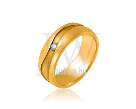 Arany karikagyűrű P1115K